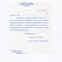 Dan C. Vaughan to Cornelius Ford