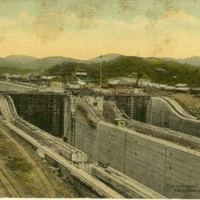 Panama Canal during Wilson's Presidency