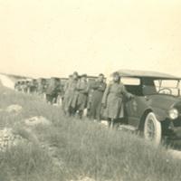 Convoy to Belgium