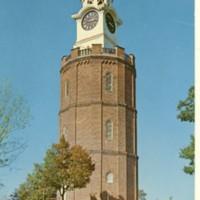 City Clock, Rome, Georgia