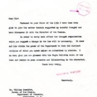 William C. Redfield to William Jennifer