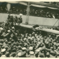 Crowd of Sailors