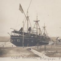 USS Mohican, Olangapo, PI