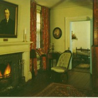 Wilson's Room Where He Was Born