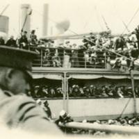 Shipboard Scene