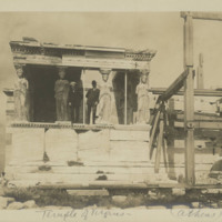 Temple of Virgins - Athens