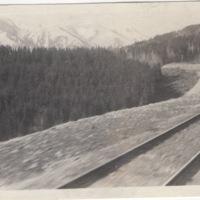 Scenery from Train Window