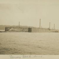 Dewey Dock Sunk