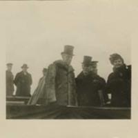 Woodrow Wilson and Edith Bolling Wilson
