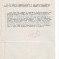 "Memorandum: The ""Extension of Remarks"""