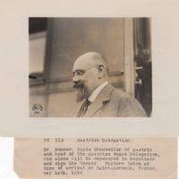 Portrait of Dr. Renner