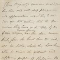 Woodrow Wilson to Albert I