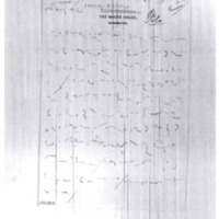 Shorthand Notes on Message to Italy