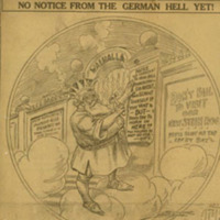 No Notice from the German Hell, Yet!