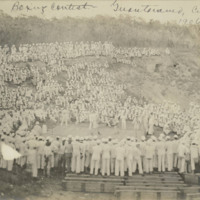 Boxing Contest - Guantanamo, Cuba