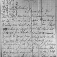 Ellen Axson Wilson to Woodrow Wilson