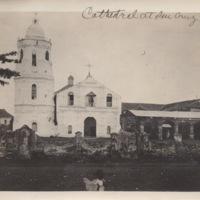 Cathedral at Santa Cruz