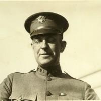 Brigadier General Marlboro Churchill. Chief of American Commission to Negotiate Peace