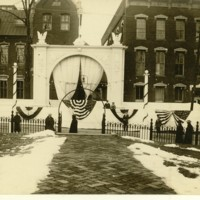East Beverly Street for Wilson's Visit