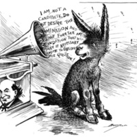 Democratic Party Listening to William Jennings Bryan