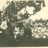 Boxing Match on the U.S.S. George Washington