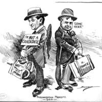 Pre-Convention Modesty - 1920