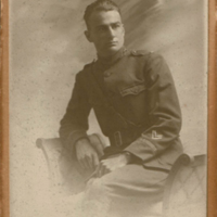 Lt. Koger in Uniform