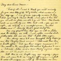 Otto CW Kappelmann to Anna-Marie Bubendey