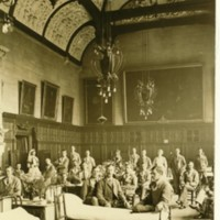 Assembly Room Ward, General Hospital, Oxford, England