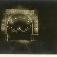 Welcome Arch for Wilson