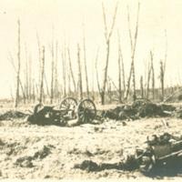 Destroyed French Gun Emplacement