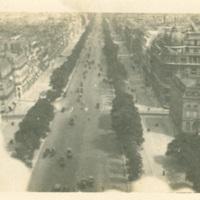 Avenue de la Grand Armee, Paris