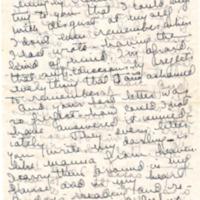 Eleanor Randolph Wilson McAdoo to Margaret Woodrow Wilson