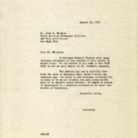 Gladys R. Newman to John N. Wheeler